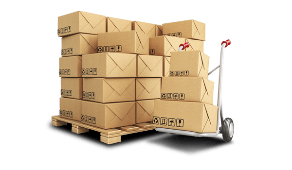 Shopping freight LCL from US